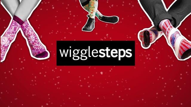 Wigglesteps XMAS Sale